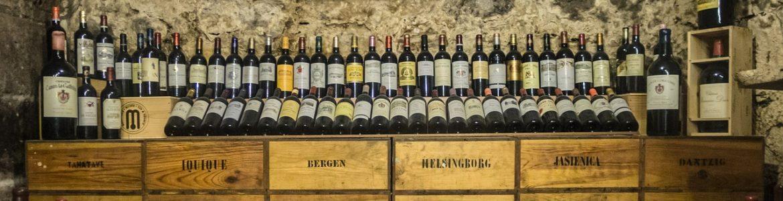 Der Wein Spezialist: Wein aus dem Keller